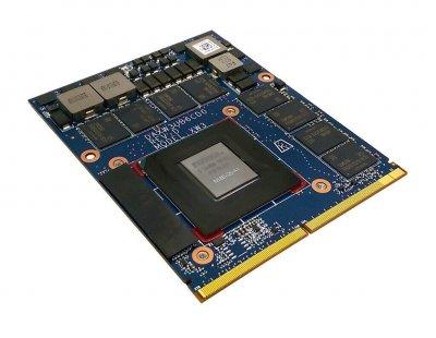 NVIDIA Quadro P5200 MXM 16 ГБ GDDR5