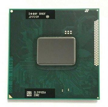 Процесор Intel Core i7 2620M 3.4 ГГц
