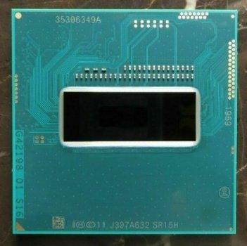 Процесор Intel Core i7-4700MQ 3.4 ГГц