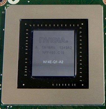 NVIDIA Quadro K3000M 2 ГБ GDDR5