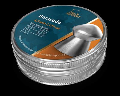 Пули пневматические H&N Baracuda 0,69 гр 400 шт