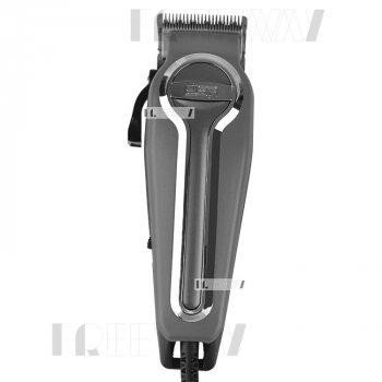 Машинка для стрижки волос и бороды от сети с 4 насадками 3,6,9,12мм DSP (90037)