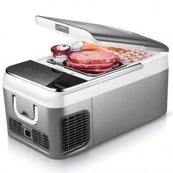 Автохолодильник компресорний Smartbuster BCD18, 18л. 12/24/220В