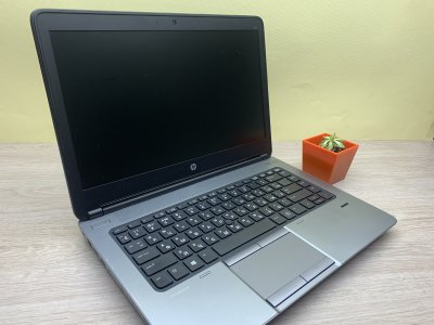 Ноутбук HP ProBook 640 G1 14.0 HD/ Core i5-4300M 2(4) max3.3GHz/ RAM 8Gb/ SSD 120Gb/ АКБ 32Wh/ Упоряд. 8.5 Б/У