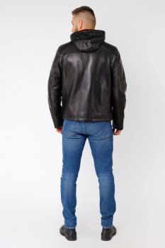Куртка Steel E-09/kps Чорна