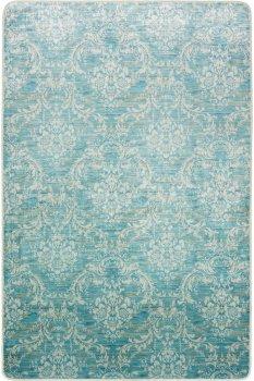Килим Brilliant ZEN 1.3 x 2 m Синій Прямокутник
