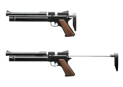 Пістолет PCP Artemis PP750 + насос Artemis