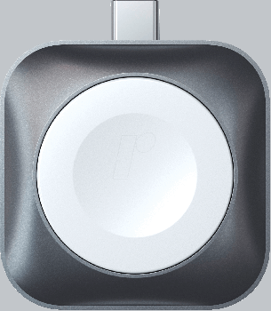 Satechi Type-C Magnetic Charging Dock для Apple Watch Space Gray (ST-TCMCAWM)