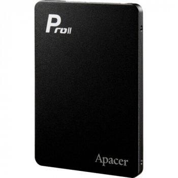 SSD накопичувач APACER Pro II AS510S 256GB SATAIII MLC (AP256GAS510SB-1)