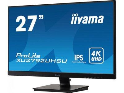 РК монітор Iiyama ProLite XU2792UHSU-B1
