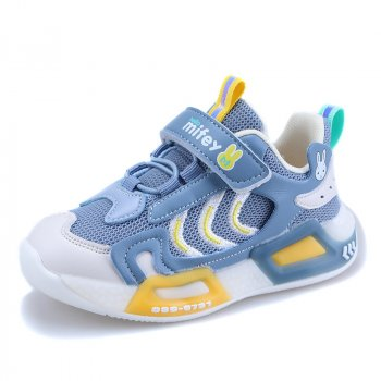 Кросівки дитячі Velocity Hello Mifey Блакитний (57795)