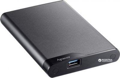 "Жорсткий диск Apacer AC632 1TB 5400rpm 8MB AP1TBAC632A-1 2.5"" USB 3.1 External Silver"