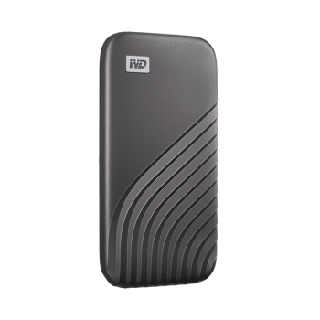 Зовнішній SSD накопичувач 2TB WD My Passport (WDBAGF0020BGY-WESN) USB 3.2 Type-C
