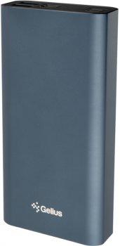 УМБ Gelius Pro Edge 3 PD GP-PB20210 20000 mAh Dark Blue (2099900826245)