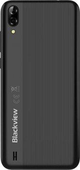 Мобільний телефон Blackview A60 1/16GB Black (Українська версія)