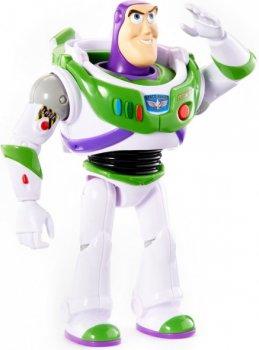 """Інтерактивна фігурка Toy Story космічного рейнджера База Лайтера з мультфільму """"Історія іграшок 4"""" (англійське озвучення) (GDP84)"""