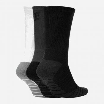 Носки Nike U Nk Everyday Max Cush Crew 3Pr CW0084-904 Черный/Белый M