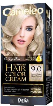 Краска для волос Delia cosmetics Cameleo с маслом Аргани