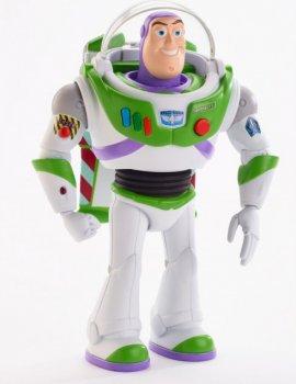 """Інтерактивна фігурка Toy Story космічного рейнджера База зі звуковими ефектами з мультфільму """"Історія іграшок 4"""" (англійське озвучення) (GDB92)"""