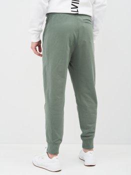 Спортивні штани Calvin Klein Jeans Micro Branding Hwk Pant J30J317688-LDT Duck Green
