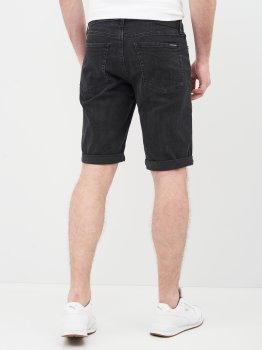 Шорты джинсовые Calvin Klein Jeans Slim Short J30J318034-1BY Denim Black