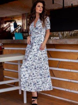 Платье ELFBERG 451/1 Белое