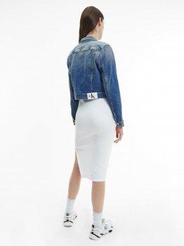 Джинсовая куртка Calvin Klein Jeans Cropped 90'S Denim Jacket J20J216305-1AA Denim Light