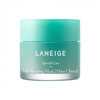 Ночная маска для губ Laneige Lip Sleeping Mask Mint Choco (8809643050999)