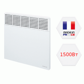 Електричний обігрівач конвективного типу Airelec Basic PRO 1500