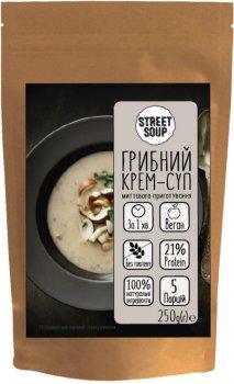 Крем суп грибний STREET SOUP дойпак 250 г