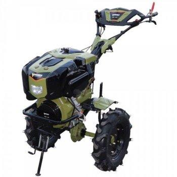 """Культиватор Forte 1350 Lux (колеса 12"""", 9 л.с.) Зеленый (F00234076)"""