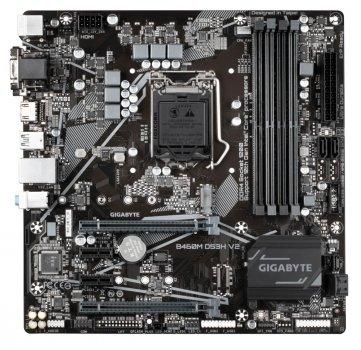Gigabyte B460M DS3H V2 Socket 1200