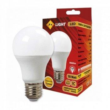 Світлодіодна лампа A60Z 10W 4000K IC