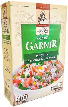 Упаковка ризотто Lugo Venko по-итальянски с овощами 163 г х 6 шт (8893130000671)
