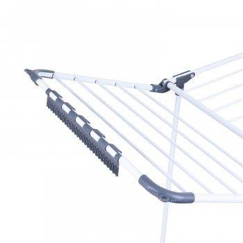 Сушка для белья Laundry Chelsea 20м, серая (TRL-2023-GREY)