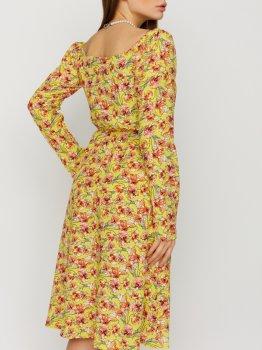Плаття Karree Доріс P1942M6142 Жовте