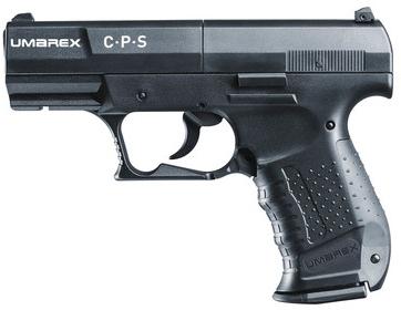 Пневматический пистолет Umarex CPS (412.02.02)