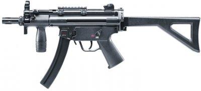 Пневматичний пістолет-кулемет Umarex Heckler & Koch MP5 K-PDW Blowback (5.8159)