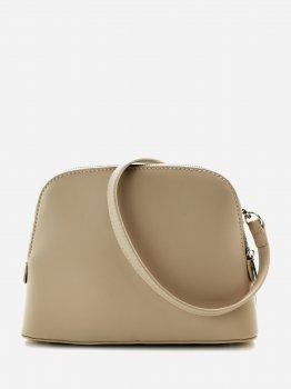 Женская сумка David Jones 2220014 Бежевая (1000002220014)