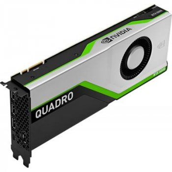 Відеокарта QUADRO RTX 5000 16384MB PNY (VCQRTX5000-BSP)