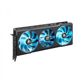 Відеокарта AMD Radeon RX 6700 XT 12GB GDDR6 Hellhound PowerColor (AXRX 6700XT 12GBD6-3DHL)