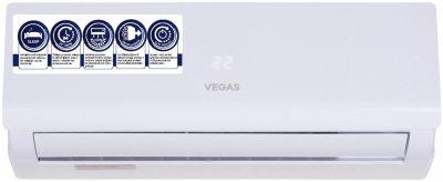 Кондиционер VEGAS VRH-09IAR