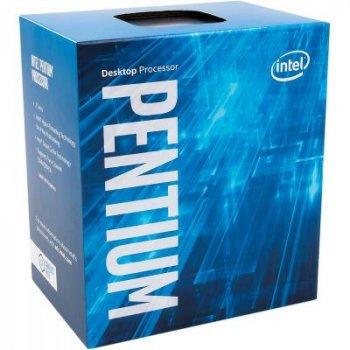 Процесор INTEL Pentium G4600 (BX80677G4600)