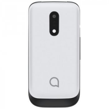 Мобільний телефон Alcatel 2053 Dual SIM Pure White (2053D-2BALUA1)