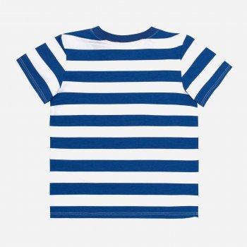 Пижама (футболка + шорты) Бемби PG54 (811) Синий/Белый