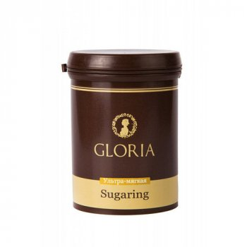 "Цукрова паста для шугарінга на фруктозі ""Ультра м'яка"" Gloria, 1800 гр"