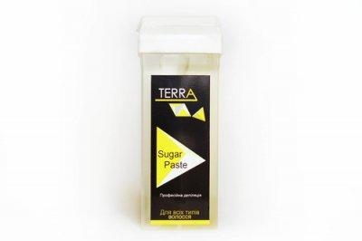 "Цукрова паста для шугарінга у касеті ""Універсальна"" Terra, 150 гр"