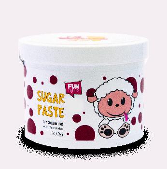 """Сахарная паста для шугаринга с пробиотиком """"Мягкая - 3"""" Velvet Funpilation Bacillus ferment, 800 гр"""