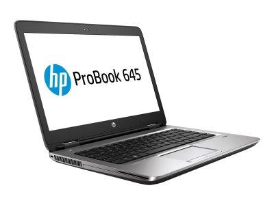 Б/у Ноутбук HP ProBook 645 G1 / AMD A8 / 4 Гб / 320 Гб / Клас B (не працює батарея)