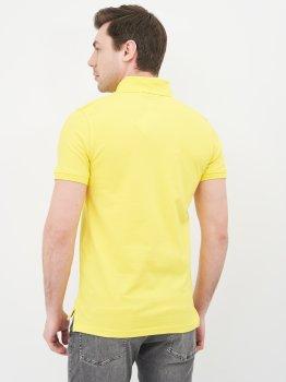 Поло Tommy Hilfiger 10675.5 Желтое